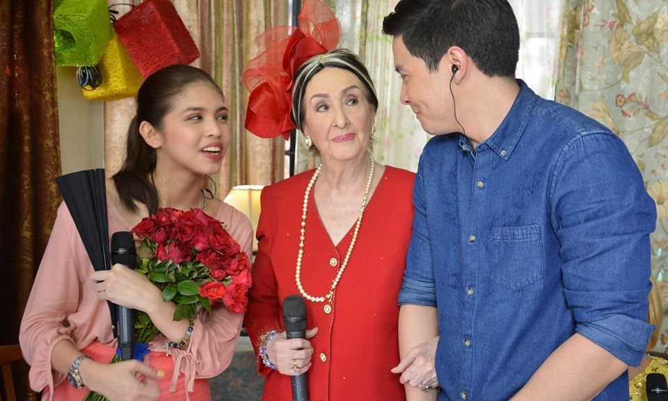 ALDUB 16th Weeksary: The Visiting Aunt