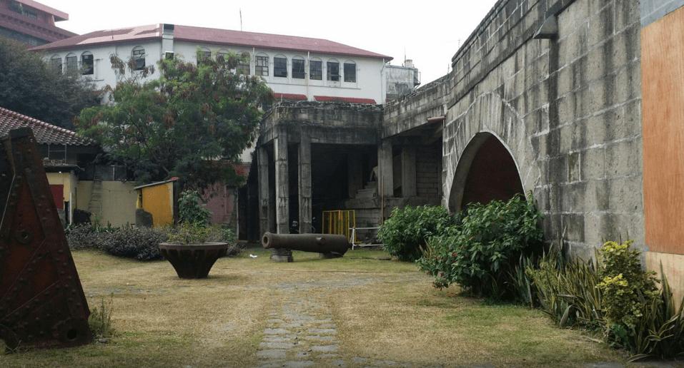 Places in Manila