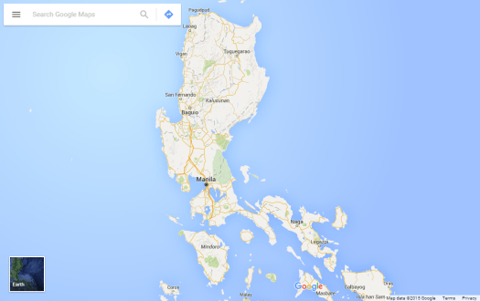 Where is Manila