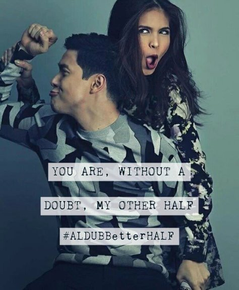 ALDUB Better Half
