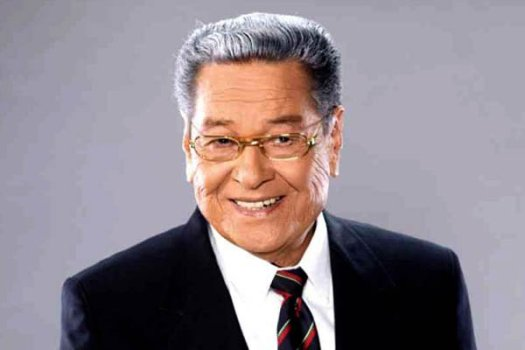 Spanish Filipino showbiz personalities