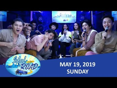 Idol On The Road with Kaladkaren and BoybandPH | May 19, 2019