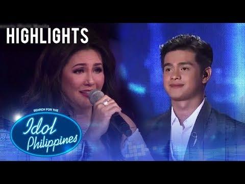 Idol Judges, muling kinilig sa performance ni Dan | The Final Showdown | Idol Philippines 2019