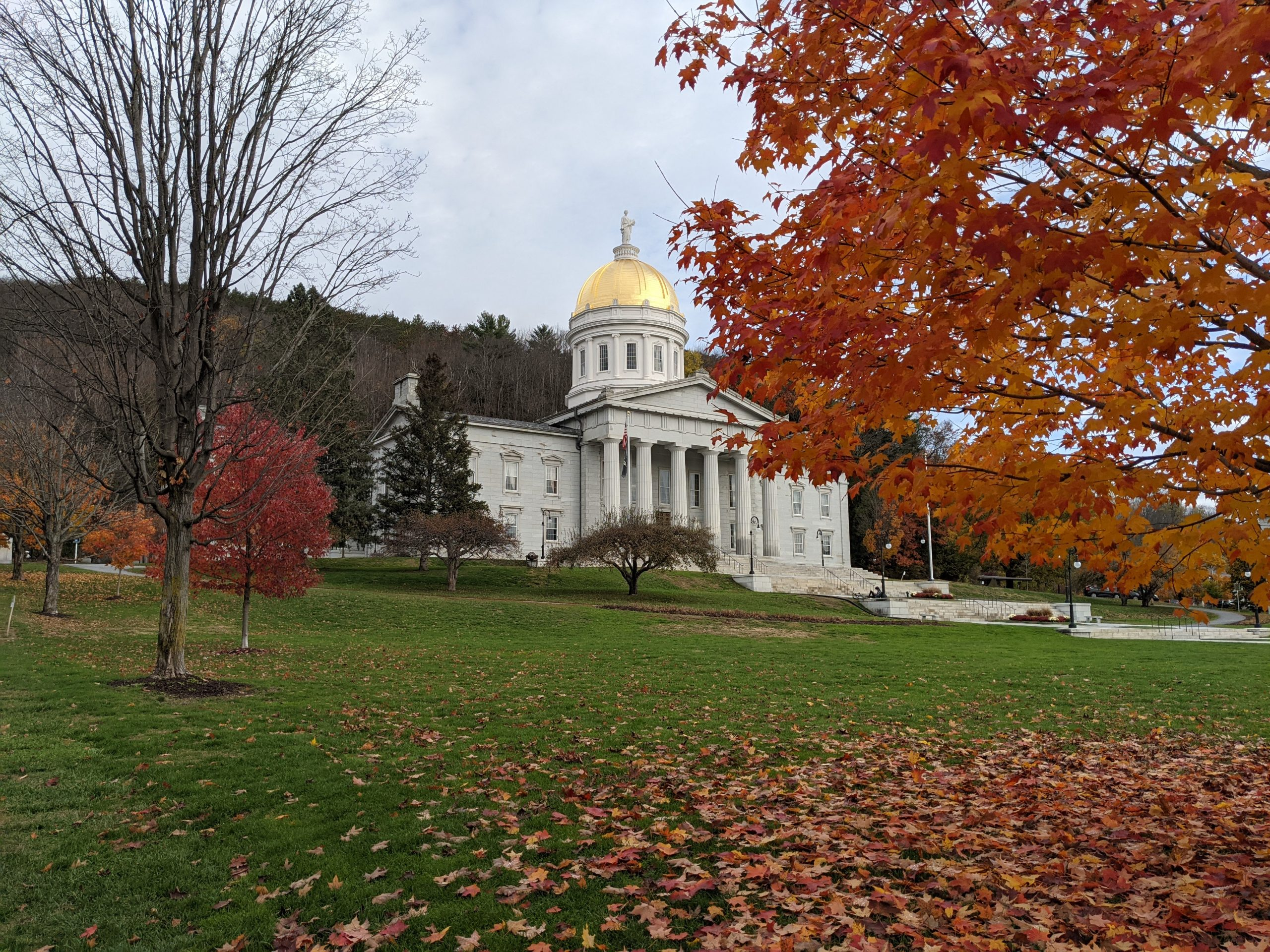 Vermont State Capital, Montpelier Vermont