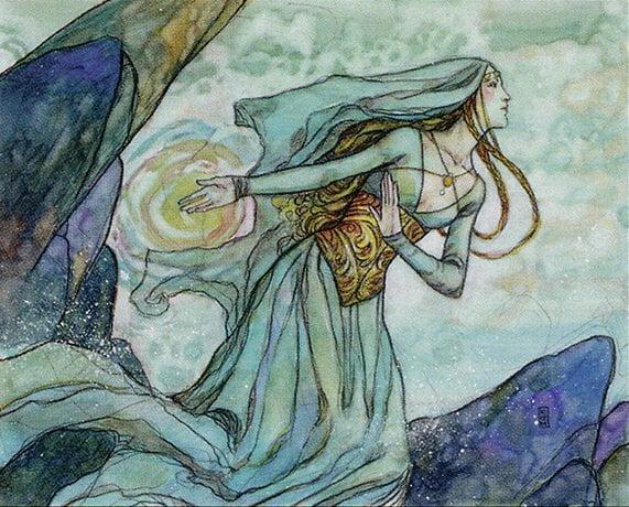 Auramancer – Every Magic Card Has a Story