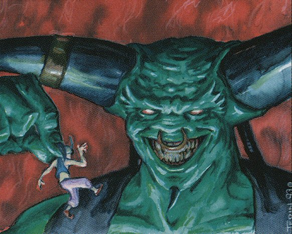 Why is Juzam Djinn So Expensive? – Old School Magic