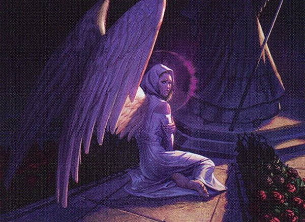 Requiem Angel – A Magic the Gathering Card Review