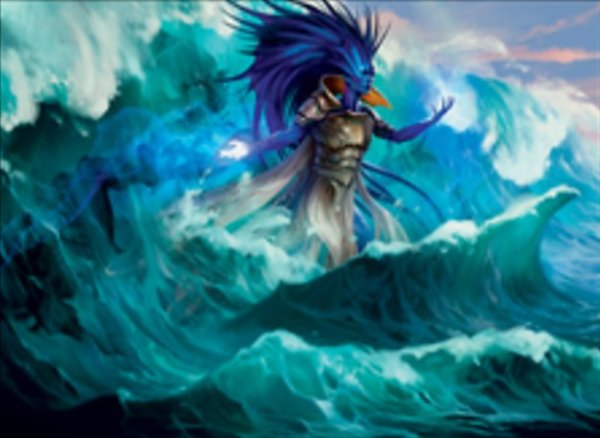 Araumi of the Dead Tide – A Magic the Gathering Commander Review