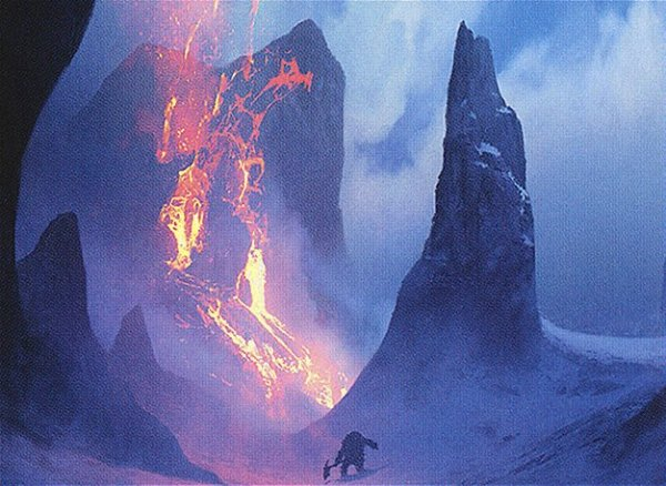 Winterflame – A Magic the Gathering Card Review