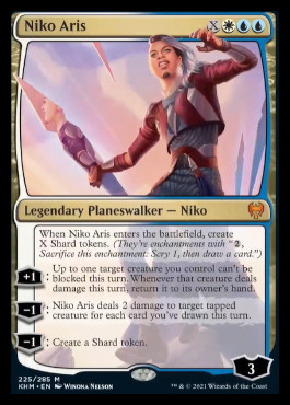 Niko Aris – A Magic the Gathering Card Review