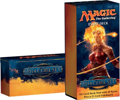 Magic 2014 Event Deck Rush of the Wild Review