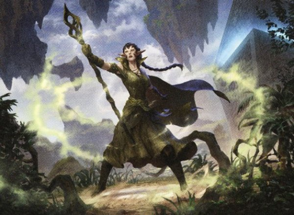 Nissa's Renewal – A Magic the Gathering Card Review