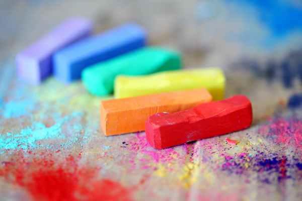 Chalk Dust (Poetry)