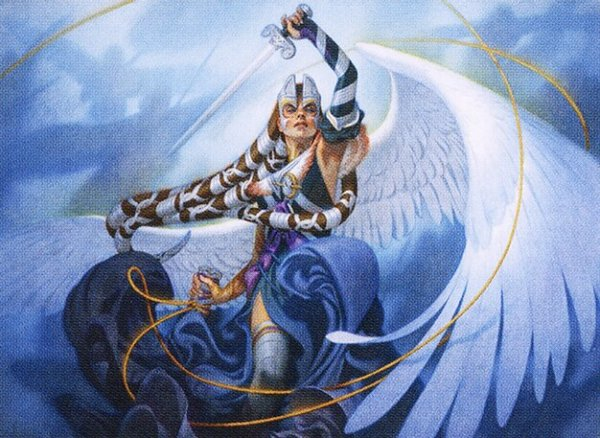 Valkyrie Harbinger – A Magic the Gathering Card Review