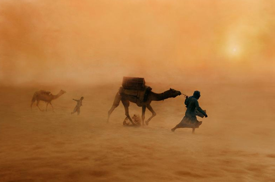 Two new releases by Steve McCurry at Peter Fetterman Gallery (2/2)