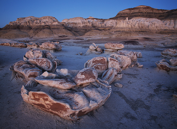 Bisti Badlands photos by tPE member Scott Mathews (1/3)