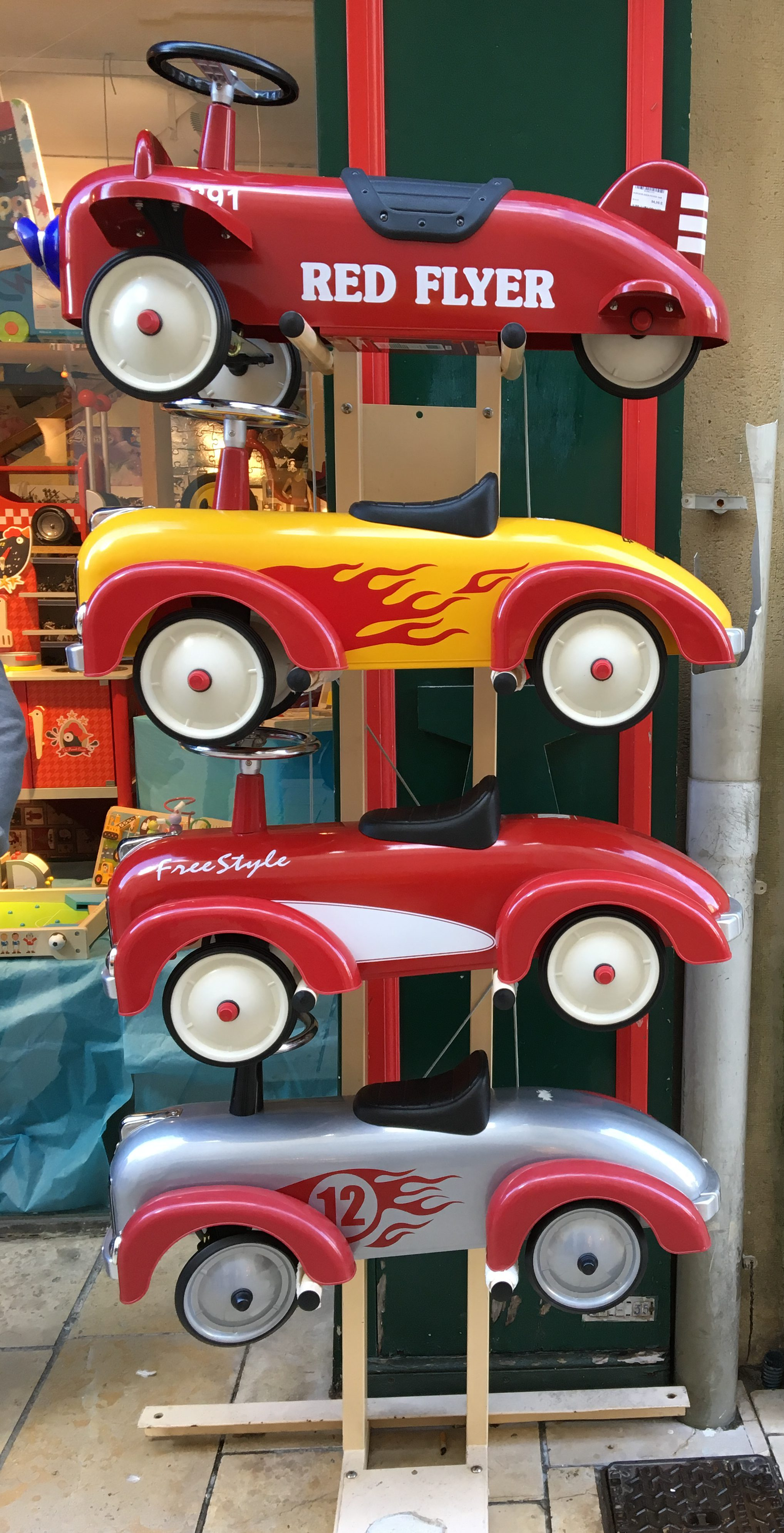 #A to Z: Toy Cars