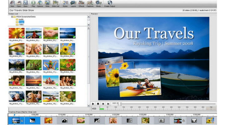 How To Create A Vacation Photo Slideshow | The Photo Organizers