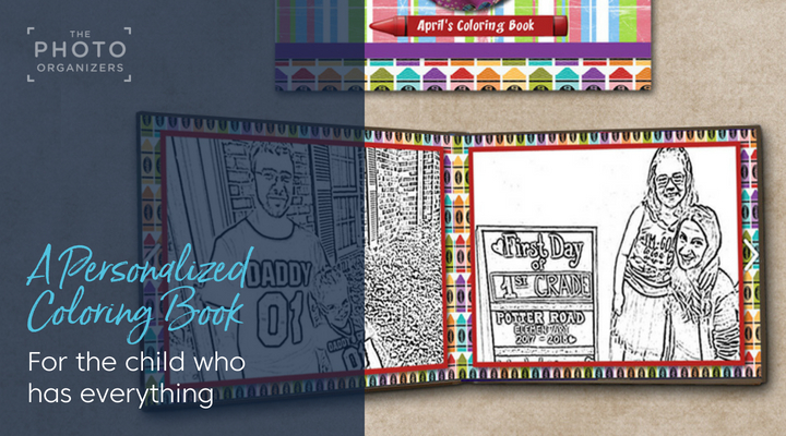 A Personalized Coloring Book For the Child who has ...