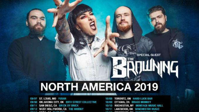 JINJER Announce North American Headline Tour - The Photo Pit