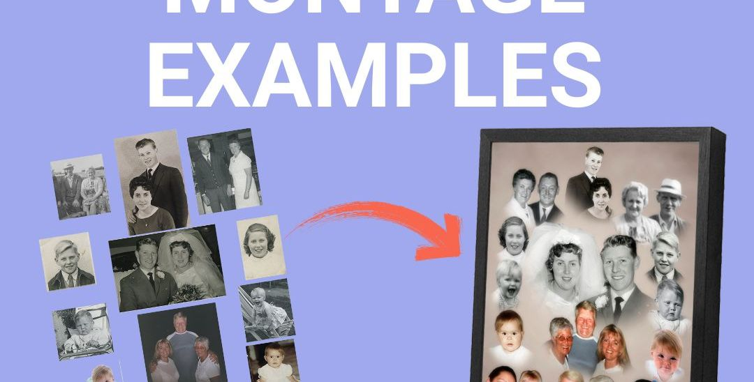 Photo Montage Examples