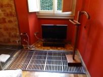 Room with sunken bath Casa Howard