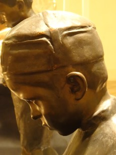 Bust of a child by Giovanni De Martino (1870 - 1935)