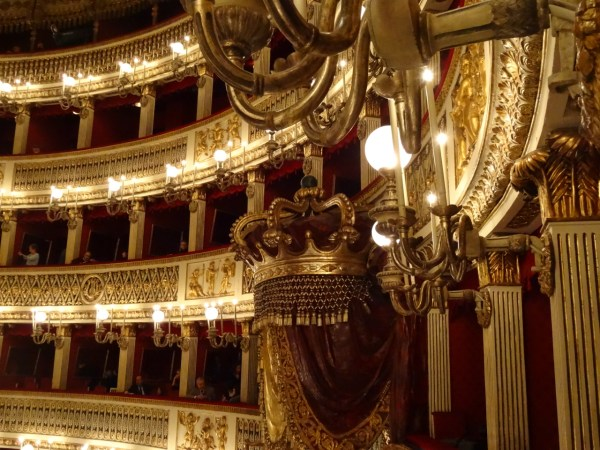 Concert at the Teatro di San Carlo in Naples, Italy | The ...