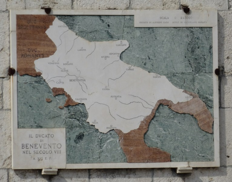 large detailed of benevento map » Another Maps [Get Maps on HD ...