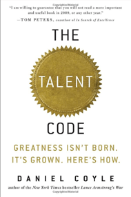 The Talent Code by Daniel Coyle