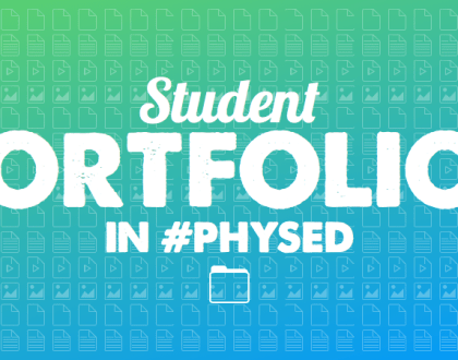 Physical Education Student Portfolios
