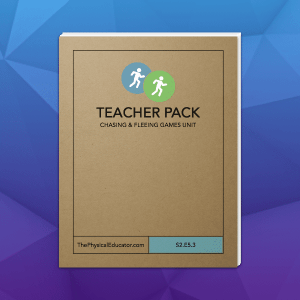 Chasing _ Fleeing Teacher Pack Shop Thumb 1