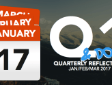 Q1 And Done: Quarterly Reflection by ThePhysicalEducator.com