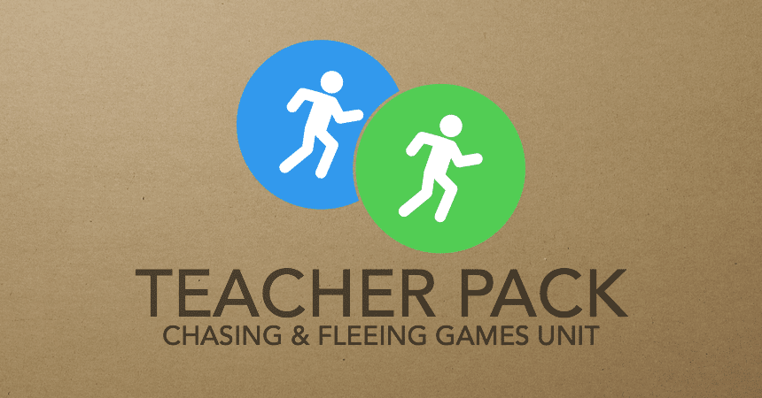 The-Great-Unpacking-Chasing-and-Fleeing-Tactics-and-Games-Teacher-Pack