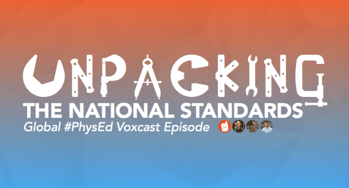 Unpacking The National Standards