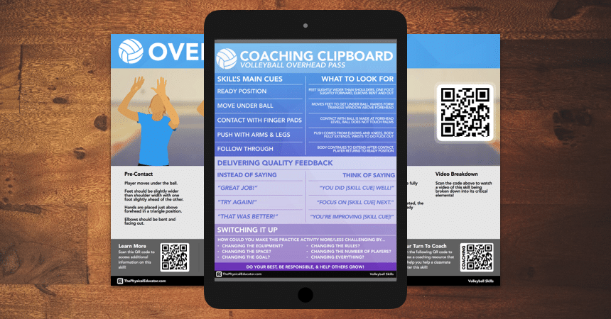 Coaching Clipboard Showcase