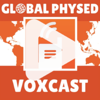 Global #PhysEd Voxcast Artwork