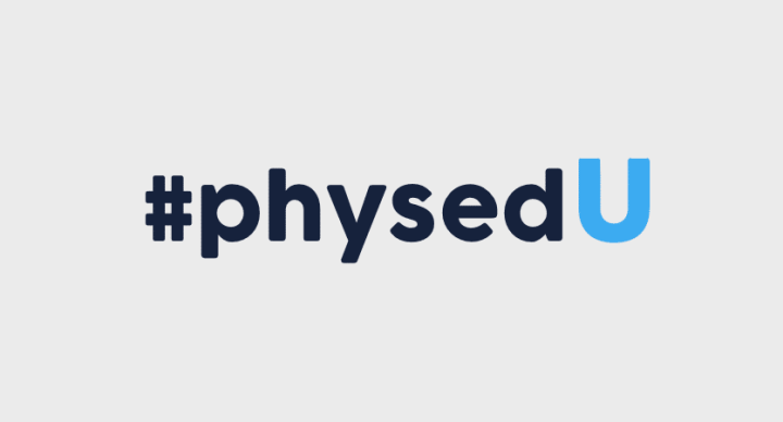 #PhysEdU Online Physical Education Professional Development