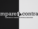 Comparative Thinking in Physical Education
