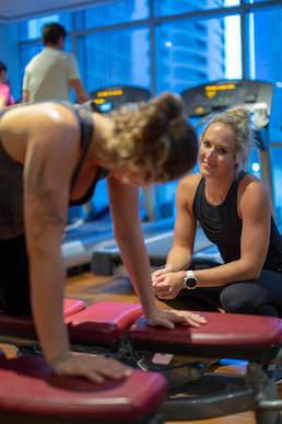 personal training in dubai