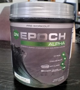 Supplement, Epoch, Pre-workout, Denovo Nutrition, Green apple