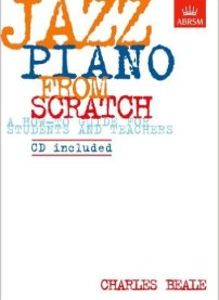 Jazz Piano from Scratch by Charles Beale - 0101338571