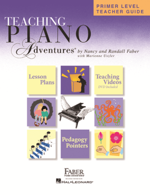 Teaching Piano Adventures