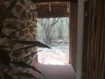 Interior of bathrooms