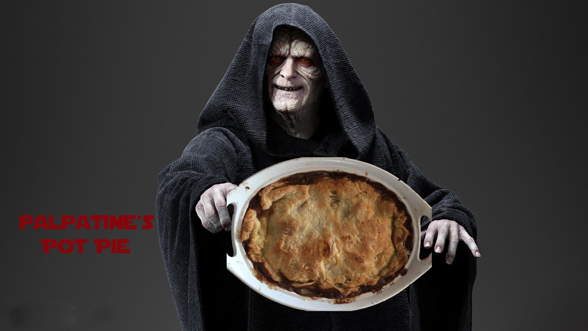 Palpatine's Pot Pie
