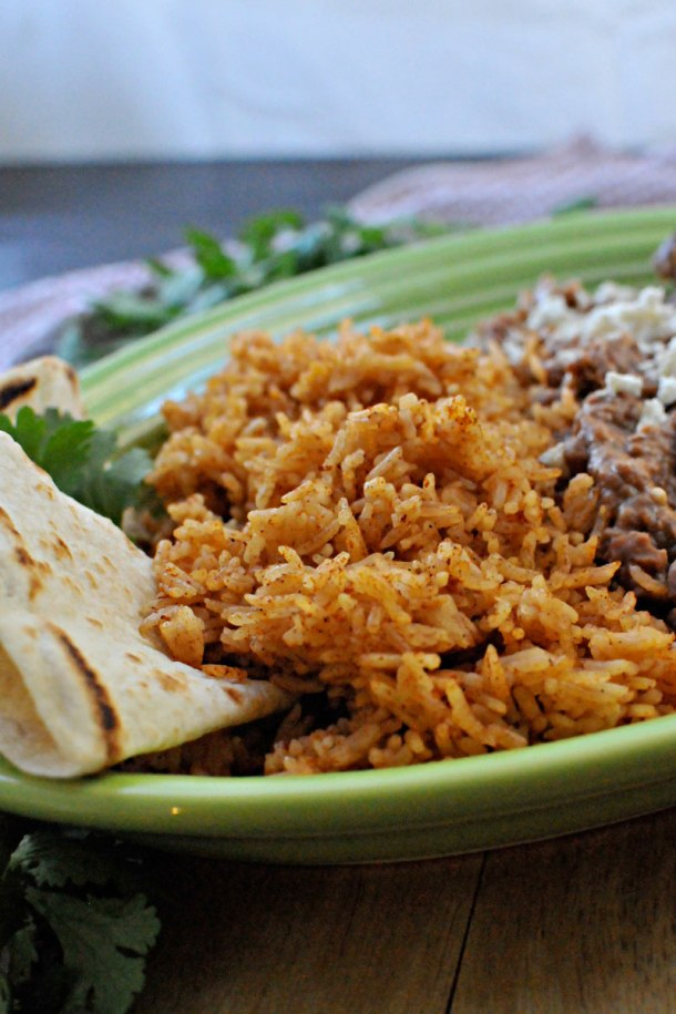 Foolproof Spanish Rice | the pig & quill