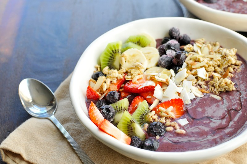Classic Açaí Bowls // the pig & quill #glutenfree #vegan