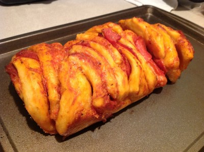 Pizza Pull-Apart Bread |the Pike Place Kitchen