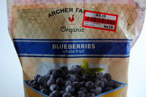 Archer Farms Blueberries