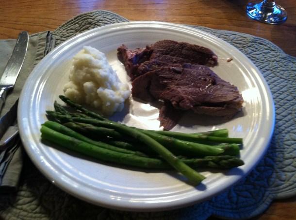 Real Easter Dinner